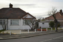 Semi-Detached Bungalow for sale in Northolt