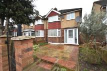 semi detached house in Whitton Avenue West...
