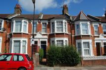 Terraced home to rent in Effingham Road, London...