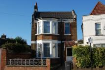 Detached house in Brampton Road, London...