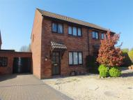 semi detached house for sale in Cheyney Walk, Westbury...