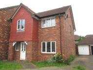 Detached house for sale in Starling Close, Sandy...