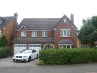 4 bed Detached house in The Ridings, Grange Park...