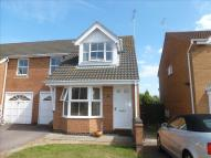 3 bed End of Terrace home in Lordswood Close, Wootton...