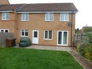 Terraced house for sale in Breezehill, Wootton...