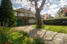 5 bed semi detached house in Addington Road...