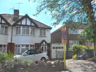 3 bedroom semi detached house in Addington Road...