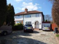 semi detached house in Selsdon, South Croydon...