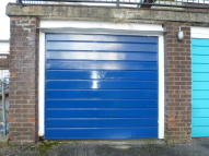 Garage in Markfield...