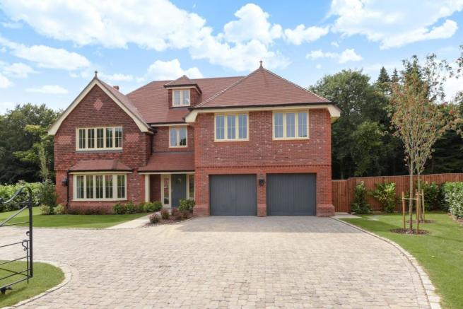 5 Bedroom Detached House For Sale In Kit Lane Checkendon