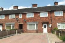 Terraced house in Pear Tree Avenue...