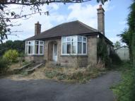 Detached Bungalow in ASHFORD ROAD, Bakewell...