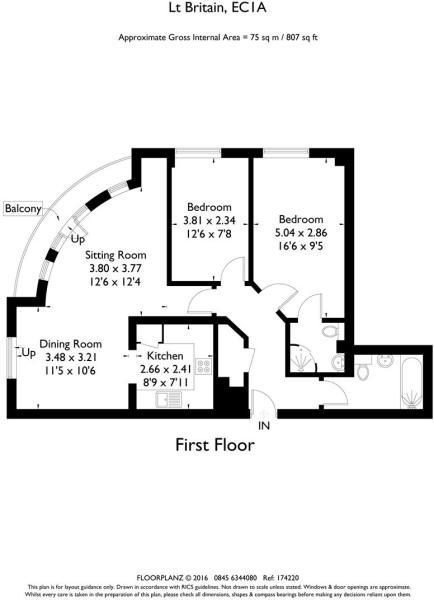 17 Milton House 1742