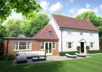4 bed new home in Playford, IP6