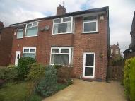 3 bed semi detached house to rent in Plymouth Grove...