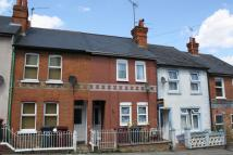 Terraced home in Edgehill Street, Reading...