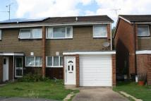 3 bedroom semi detached property to rent in Devitt Close, Reading...