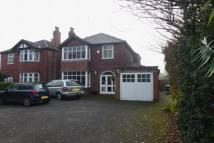 Detached home in Gatley Road, Gatley...
