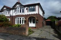 semi detached house in Mount Grove, Gatley...