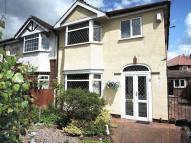 semi detached property for sale in Park Road, Gatley