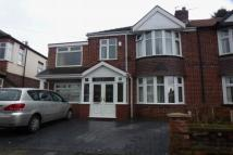 4 bedroom semi detached property in Burnside Road, Gatley...