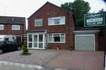 3 bedroom Detached house in Biddall Drive, Baguley...