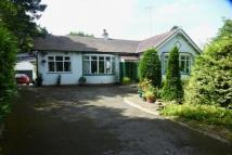 Detached Bungalow in Styal Road, Gatley...