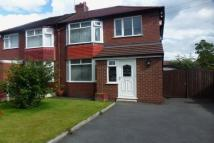 3 bedroom semi detached home to rent in Earle Road, Bramhall...