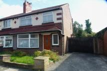 3 bed semi detached property for sale in Hembury Avenue, Burnage...