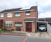 3 bed semi detached property for sale in Clover Way, Bradwell