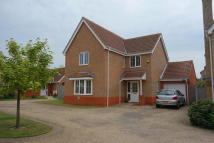 Detached house in Gurney Close, Hopton
