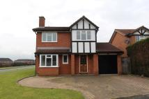 4 bed Detached property for sale in Deerhill, Tamworth...