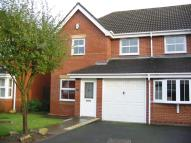 3 bed semi detached house in Kempton Drive, Dosthill...