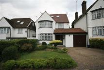 Detached house in Basing Hill...