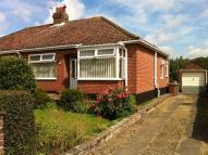 Thorpe Bungalow to rent