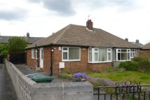 3 bedroom Semi-Detached Bungalow in Warwick Road, Bradford