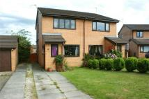2 bedroom semi detached home for sale in Viking Close, Gwersyllt...