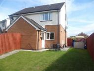 2 bedroom semi detached house for sale in Vron Close, Brymbo...