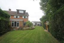 semi detached property in Brookmead, Hildenborough...