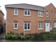 3 bedroom semi detached property in 62 Samian Close, Worksop...