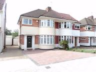 semi detached house in Vernon Drive, STANMORE...