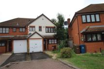 semi detached house in Morley Crescent West...