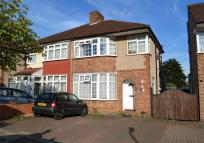 4 bedroom semi detached home for sale in Bellamy Drive, Stanmore