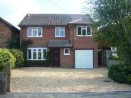 4 bed Detached house to rent in Meadow Road, Poulner...