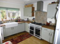 semi detached property in Fryers Copse, Colehill...