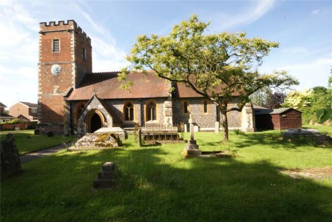 Purley Church