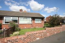 Semi-Detached Bungalow in Roseberry Road, Norton