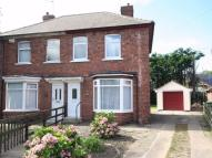 semi detached home in Dorset Crescent...