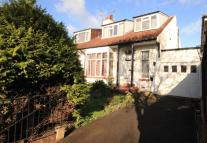3 bedroom semi detached property in Kellaway Avenue...