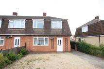semi detached home for sale in Challender Avenue...